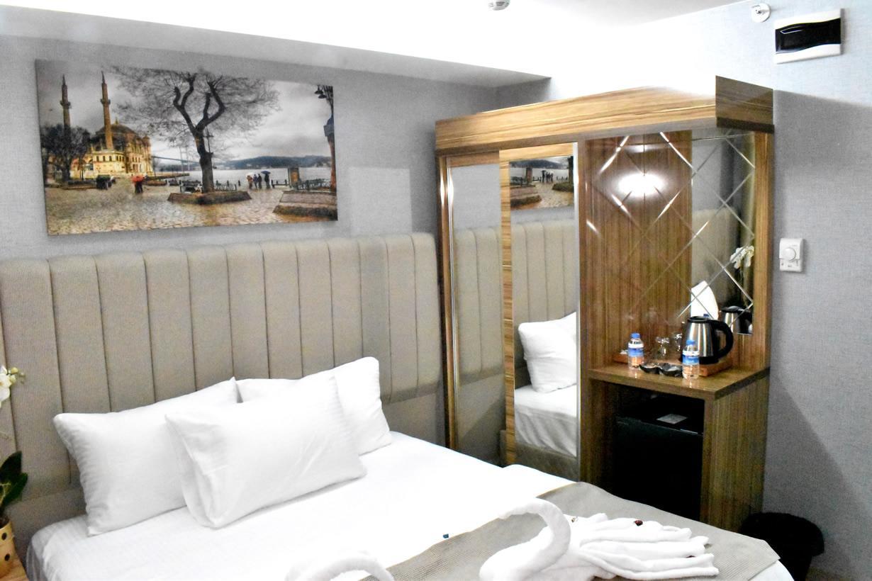 Dem İstanbul Hotel Odalarımız